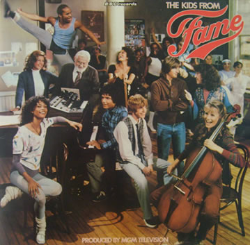 The Kids From Fame 12 Inch Vinyl