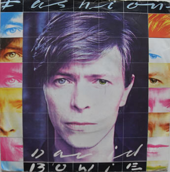 David Bowie - Fashion 7 Inch Vinyl