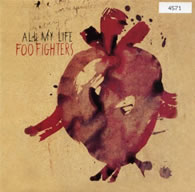 Foo Fighters - All My Life 7 Inch Vinyl