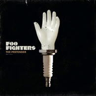 Foo Fighters - The Pretender - Ltd Original Clear Vinyl 7 Inch Vinyl