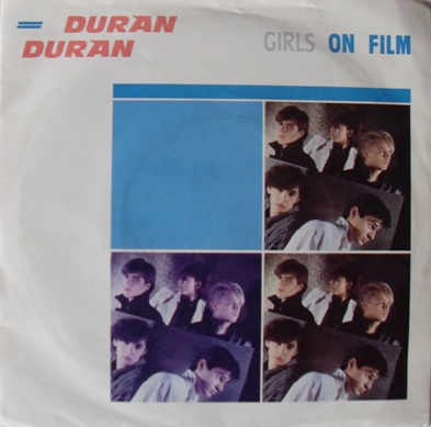 Duran Duran - Girls On Film 7 Inch Vinyl