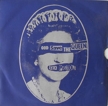 Sex Pistols - God Save The Queen 7 Inch Vinyl