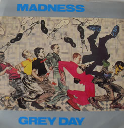 Madness - Grey Day 7 Inch Vinyl