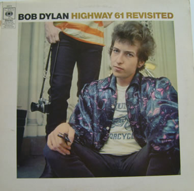 Bob Dylan - Highway 61 Revisited 12 inch vinyl