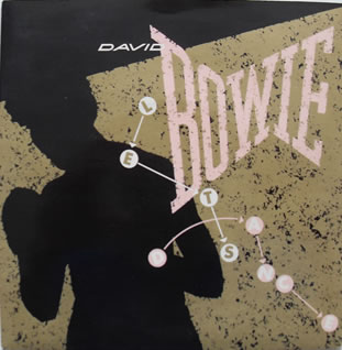 David Bowie - Lets Dance 7 Inch Vinyl