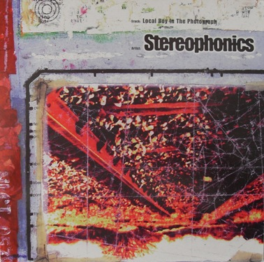 Stereophonics - Local Boy In The Photograph 7 Inch Vinyl