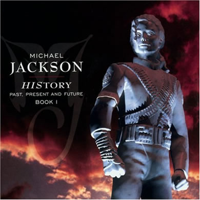 Michael Jackson - HIStory - Past, Present And Future - Book I 12 Inch Vinyl