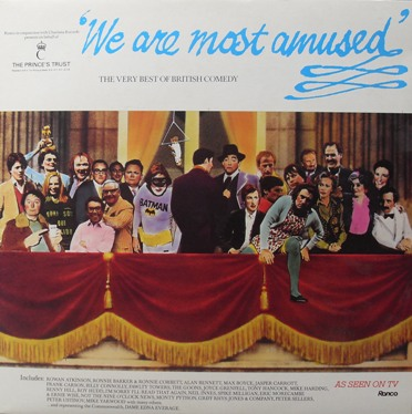 We Are Most Amused 12 Inch Vinyl