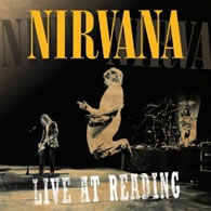 Nirvana - Live At Reading 12 Inch Vinyl