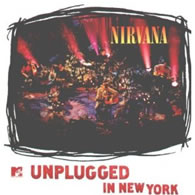 Nirvana - MTV Unplugged in New York (Live Recording, 1994) 12 Inch Vinyl