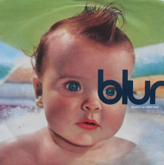 Blur - There's No Other Way 7 Inch Vinyl