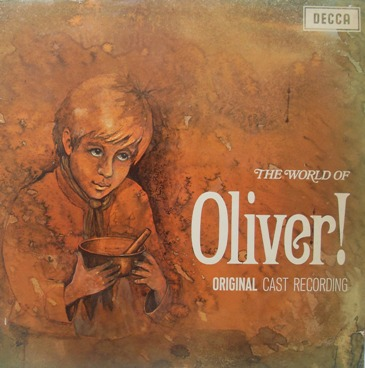 The World Of Oliver 12 Inch Vinyl