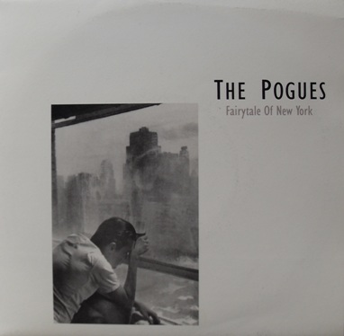 The Pogues - Fairytale Of New York 7 inch vinyl
