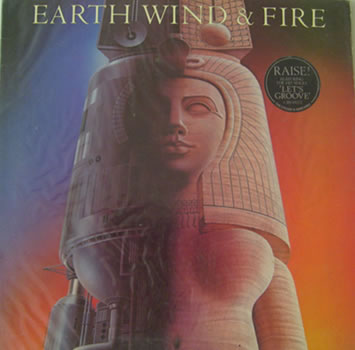 Earth ,Wind & Fire - Raise 12 inch vinyl