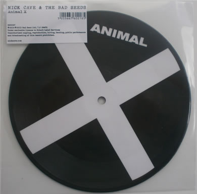 Nick Cave & The Bad Seeds - Animal X 7 Inch Vinyl