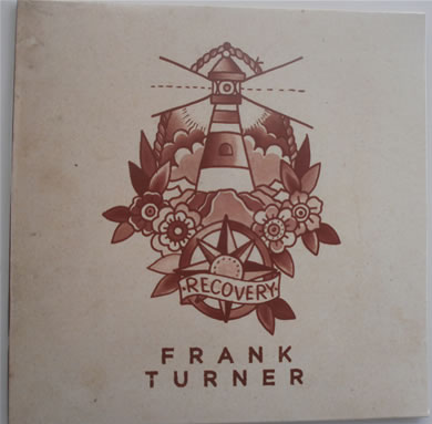 Frank Turner - Recovery 7 Inch Vinyl