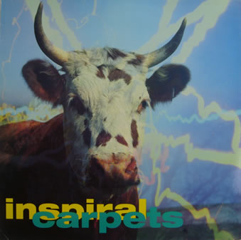 Inspiral Carpets - She Comes In The Fall 12 Inch Vinyl