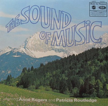 The Sound Of Music 12 Inch Vinyl