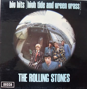 The Rolling Stones - Big Hits (High Tide And Green Grass) 12 inch vinyl