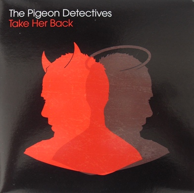 The Pigeon Detectives - Take Her Back 7 Inch Vinyl