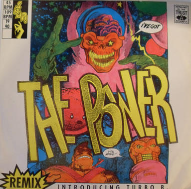 Snap - The Power - 12 Inch Vinyl