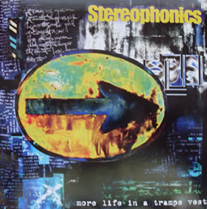 Stereophonics - More Life In A Tramps Vest 7 Inch Vinyl
