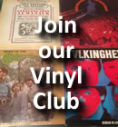 Vinyl Record Club - Vinyl Record Subscriptions