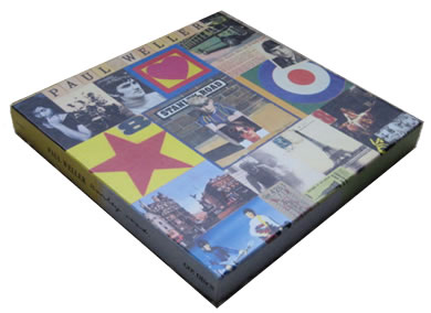 Paul Weller - Stanley Road 6 X 7 Box Set 7 Inch Vinyl