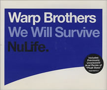 Warp Brothers - We Will Survive 12 Inch Vinyl