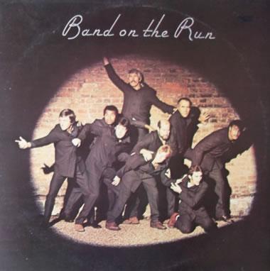 Paul Mccartney Amp Wings Band On The Run 12 Inch Vinyl Album