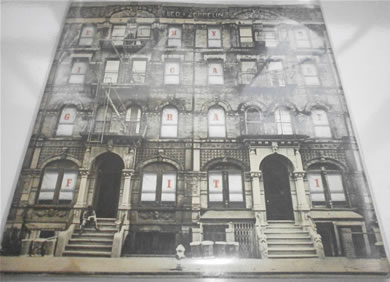 Led Zeppelin - Physical Graffiti 1975 12 inch vinyl