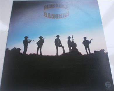 The Blue Ridge Rangers - The Blue Ridge Rangers FT 511 1973 12 inch vinyl