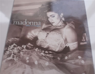 Madonna - Like A Virgin 1984 12 inch vinyl
