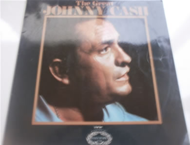 Johnny Cash - The Great CHM696 12 inch vinyl