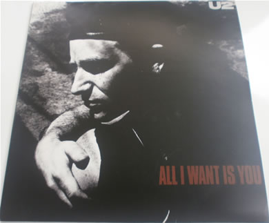 U2 - All I Want Is You 12 Inch Vinyl