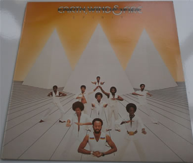 Earth Wind And Fire - Spirit 12 inch vinyl