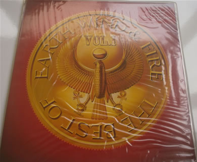 Earth Wind And Fire - The Best Of 12 inch vinyl