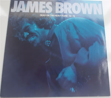 James Brown - Dead On Heavy Funk 74-76 12 inch vinyl