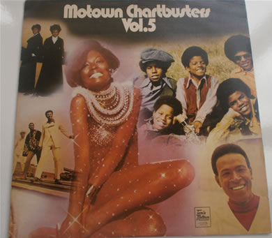 Motown Chart Busters Vol 5 12 inch vinyl