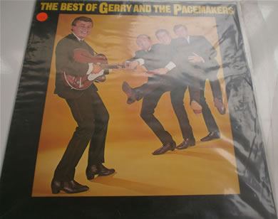 Gerry And The Pace Makers - The Best Of NUT 10 12 inch vinyl