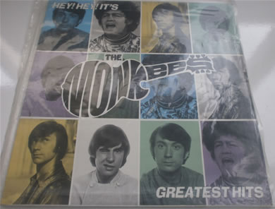 The Monkees - Greatest Hits NE1432 12 inch vinyl