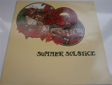 Tim Heart &anp; Maddy Prior - Summer Solstice CREST 12 1976 B&anp;C records 12 inch vinyl