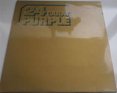 Deep Purple - 24 Carat 12 inch vinyl