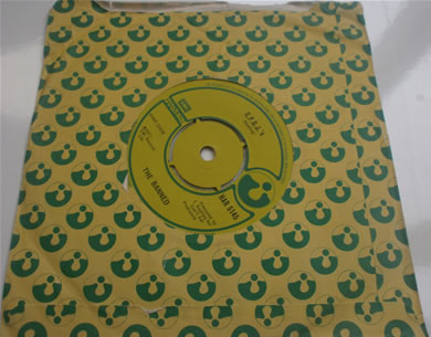 The Banned - Little Girl 7 Inch Vinyl