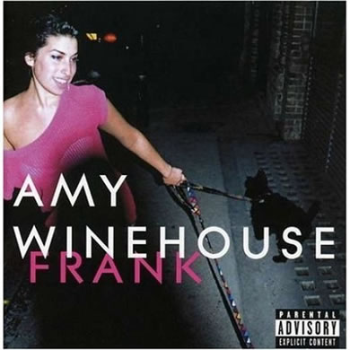 Amy Winehouse - Frank 12 inch vinyl